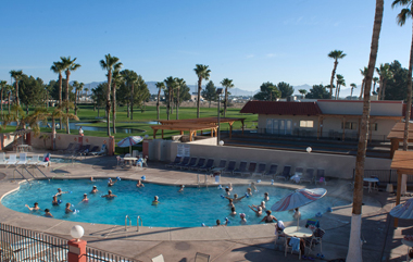 Woodall's Gives Westwind RV & Golf Resort 5/5 Rating!